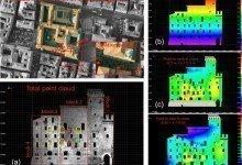 Control de deformaciones arquitectónicas que en un futuro pudieran verse alterados en su forma